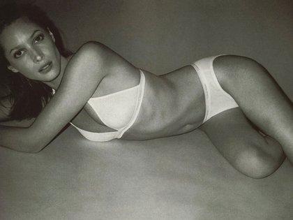 Christy Turlington se retiró de las pasarelas en 1994