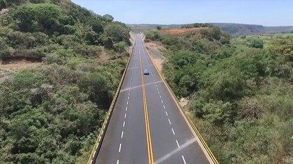 En 2018 se inauguró la autopista Jala-Compostela (Foto: Presidencia de México)