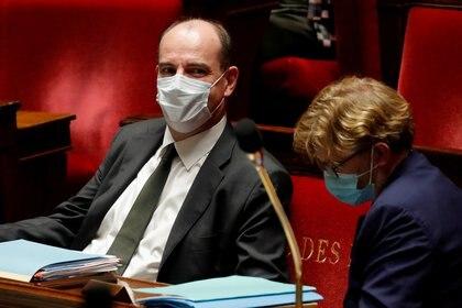El primer ministro francés Jean Castex (REUTERS/Gonzalo Fuentes/archivo)