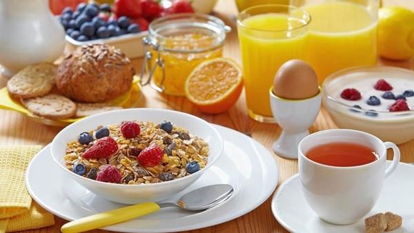 El desayuno es la comida más importante del día (Getty)