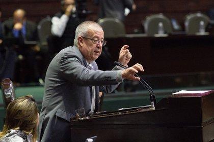 Carlos Urzúa renunció al cargo por discrepancias con el presidente (Foto: Cuartoscuro)