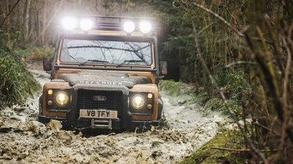 Una edición limitada a 25 unidades (Land Rover)