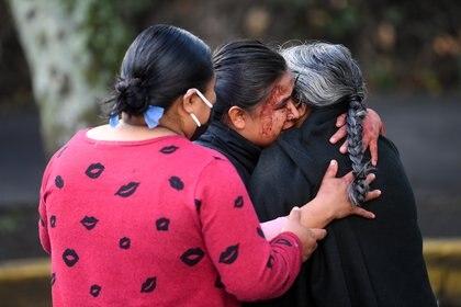 De acuerdo con las averiguaciones, una familia fue víctima en el percance de hoy. (Foto: AFP)