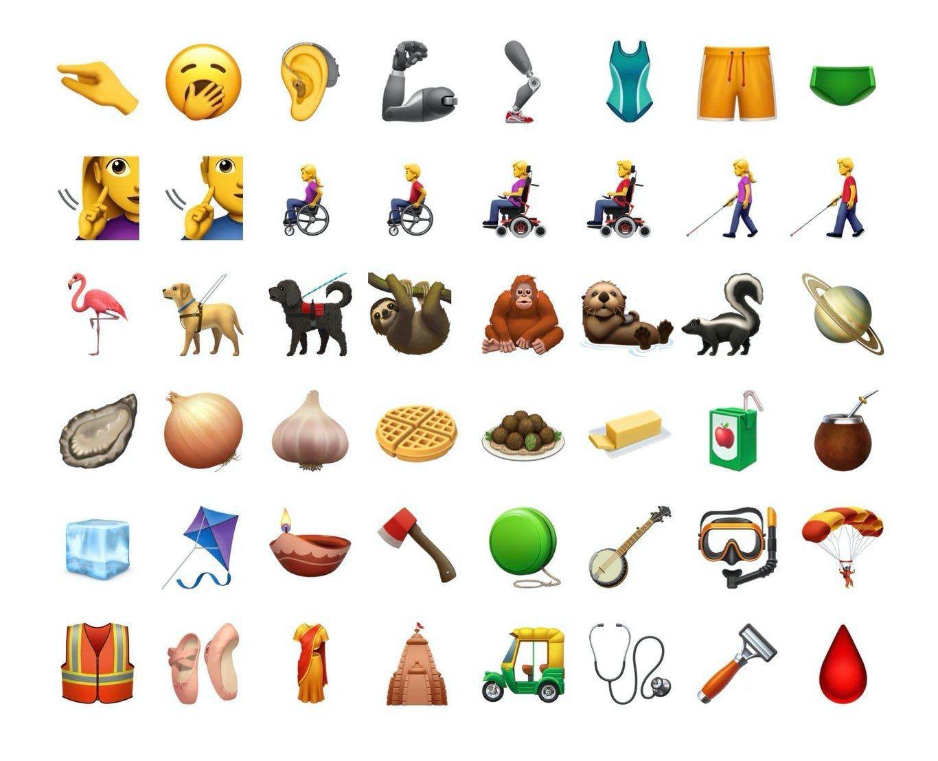 El emoji del mate ya está disponible para iOS y algunos usuarios de Android.