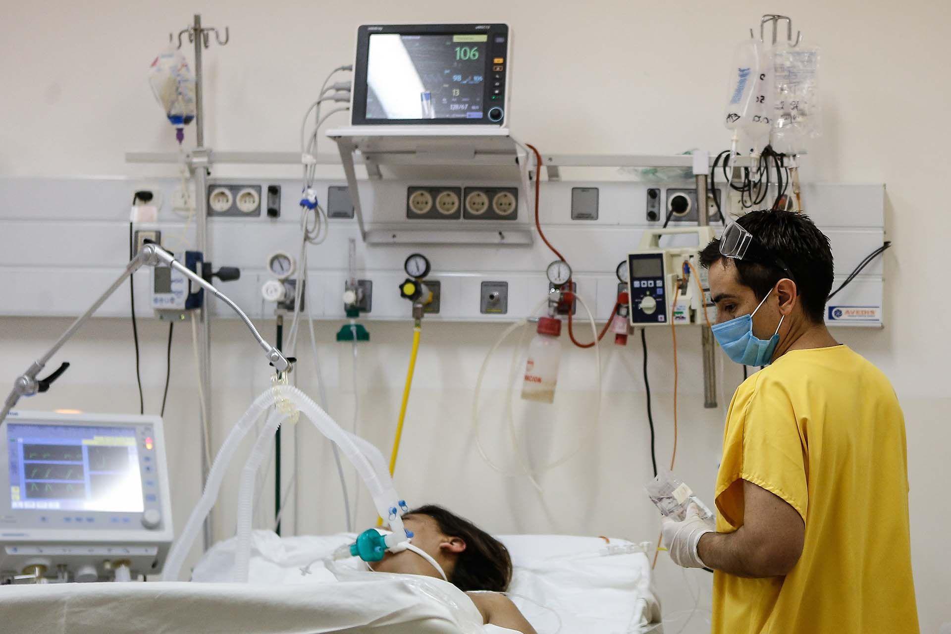 Hospitales Coronavirus argentina efe
