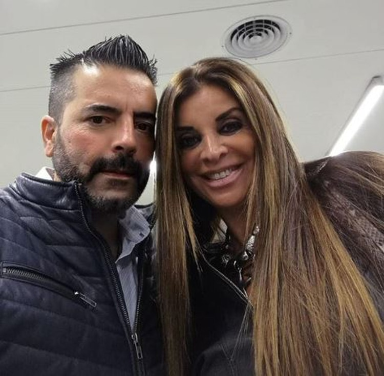 Marcelo Biondi y Karina Ranni (Foto: Instagram)