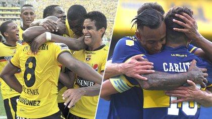 Boca buscará extender su buen momento en su choque ante Barcelona en  Ecuador: hora, TV y formaciones - Infobae