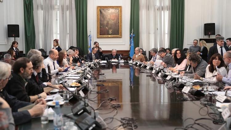 El Consejo Superior de la UBA