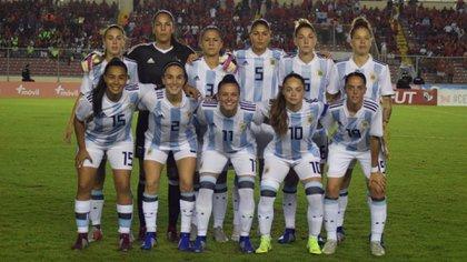 La Selección en Panamá (@Argentina)