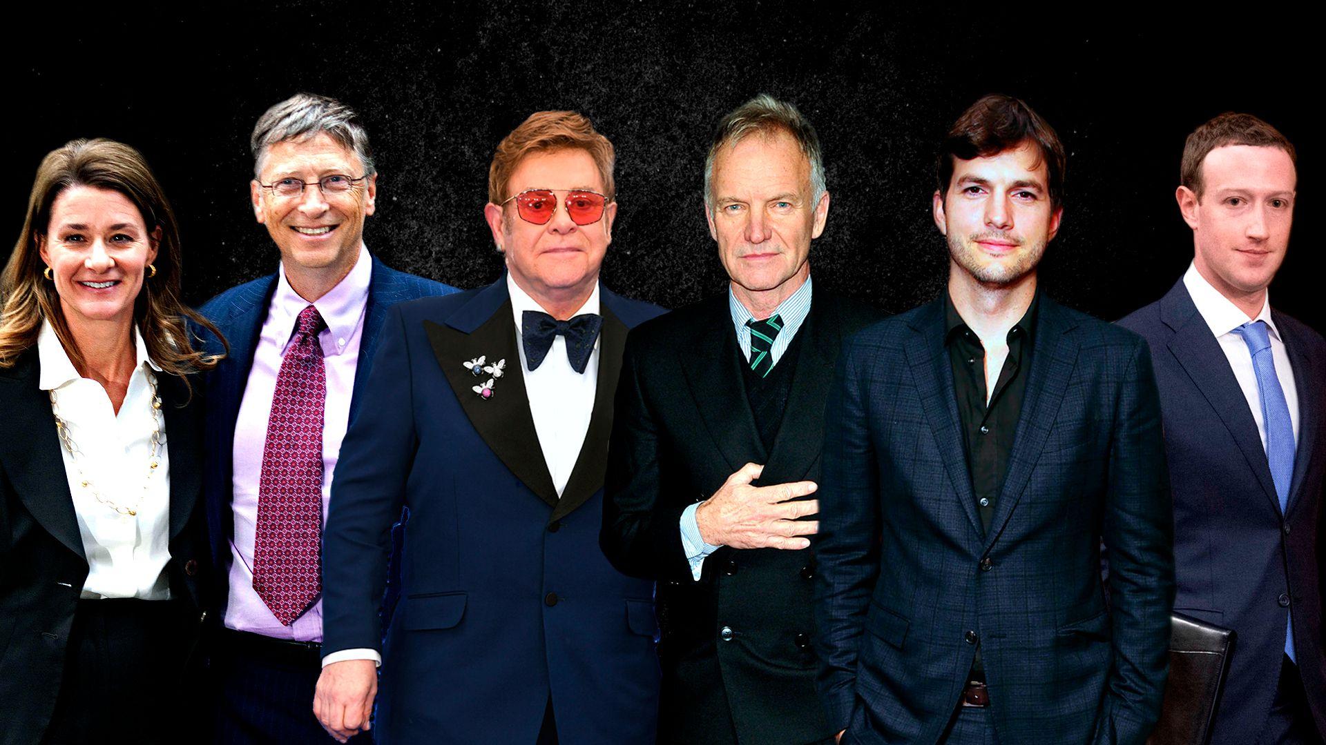 Estas estrellas y multimillonarios desheredaron a sus hijos: cuáles fueron sus razones