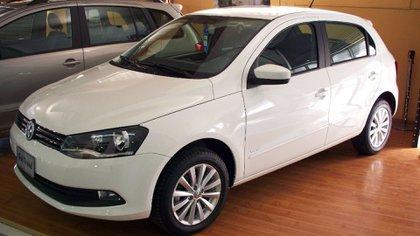 VW Gol y Trend: su precio de lista oscila entre $192.000 y $878.000, de acuerdo al año y modelo.