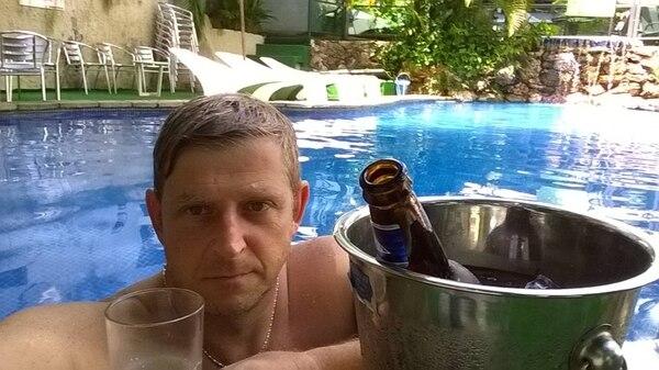Dal Cin, cerveza en vacaciones.
