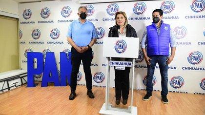 Validaron candidatura de Maru Campos a la gubernatura de Chihuahua; Tribunal desechó tres impugnaciones