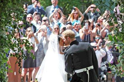La boda de Harry y Meghan Markle le costó a los contribuyentes cerca de  £31,5 millones