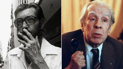 Julio Cortázar y Jorge Luis Borges, dos influencias para Yuri Herrera