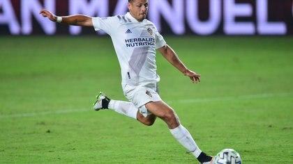 """Retorno triunfal de """"Chicharito"""" Hernández: anotó doblete en la MLS y pone a la selección mexicana en su mira"""