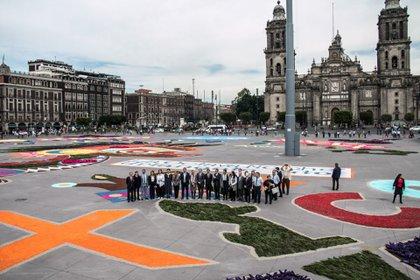 México y la UNESCO se unieron para contribuir en el turismo sustentable (FOTO: ANDREA MURCIA/CUARTOSCURO)