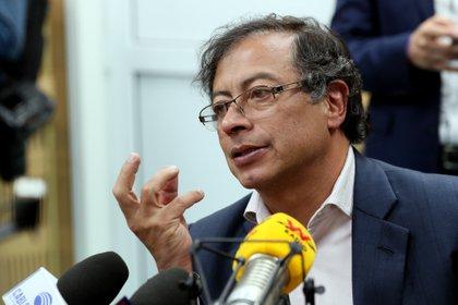 En la imagen, el senador y excandidato presidencial de Colombia Gustavo Petro. EFE/Mauricio Dueñas Castañeda/Archivo