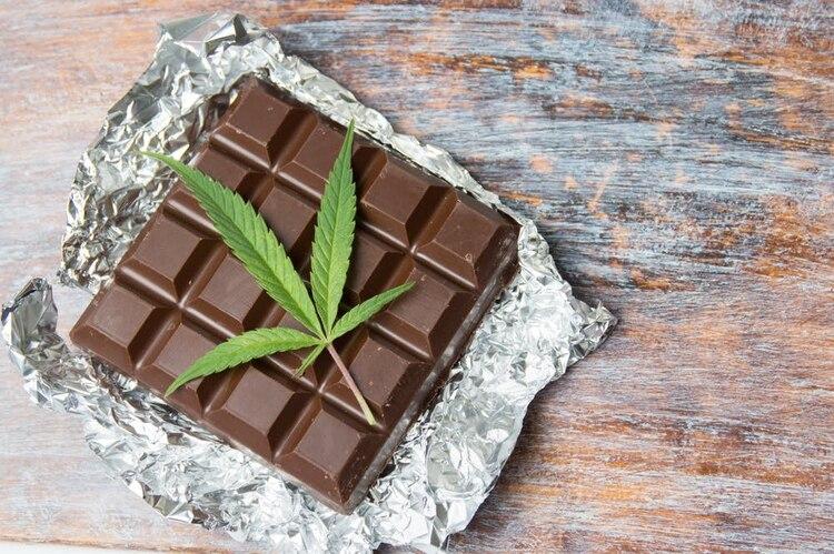 Los chocolates con marihuana estarán ampliamente disponibles a medida que se introduzcan productos comestibles en el mercado. (Shutterstock)