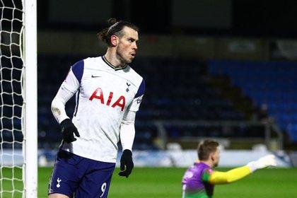 1) Gareth Bale, Tottenham, USD 42,75 millones
