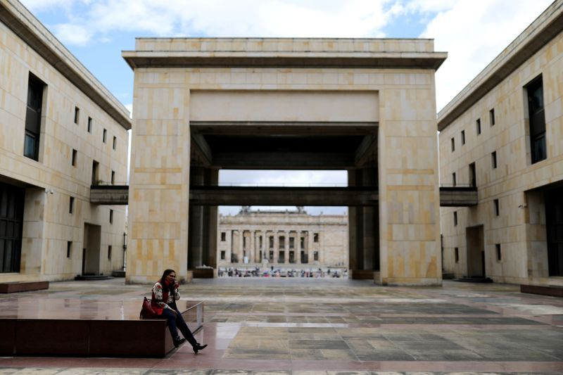 Foto de archivo. Panorámica del Palacio de Justicia, en donde funciona el Consejo de Estado,en Bogotá, Colombia, 10 de septiembre, 2019. REUTERS/Luisa González