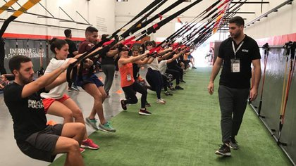 El sistema de entrenamiento nació en 2010