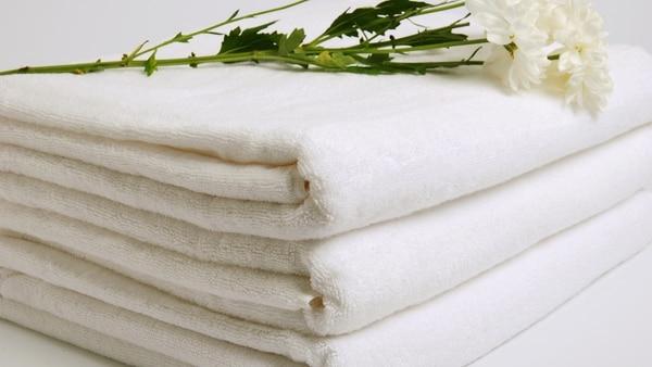 Las toallas son los artículos que más se llevan los húespedes de los hoteles.