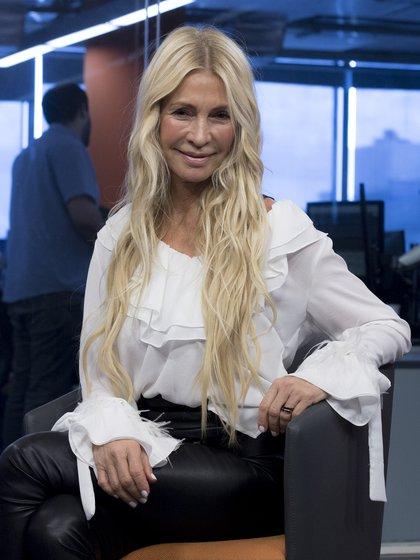 """En 2001 Cris Morena creó su propia productora de televisión a la cual llamó """"Cris Morena Group"""". (Crédito: Santiago Saferstein)"""
