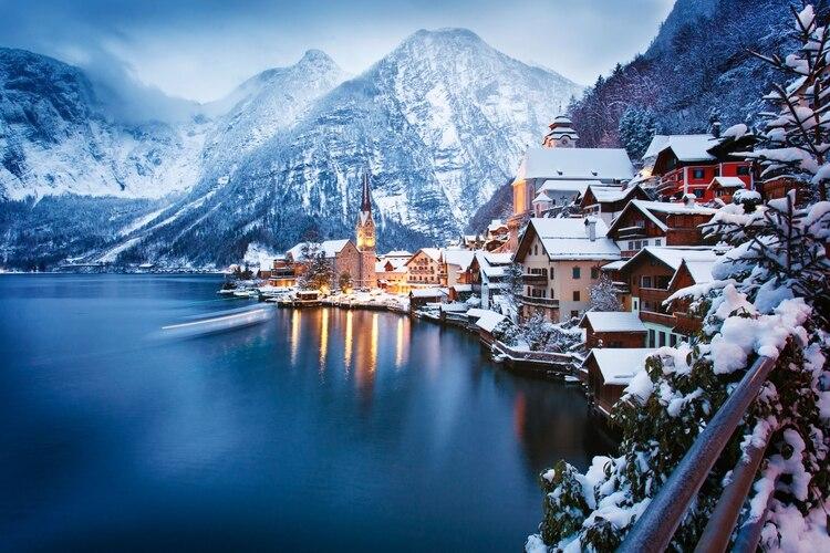 La localidad tiene una población de apenas 778 personas y recibe 10 mil turistas por día (Shutterstock)