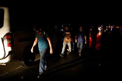 Alrededor de 2,000 migrantes ingresaron a Guatemala sin registrarse (Foto: Reuters/Luis Echeverria)