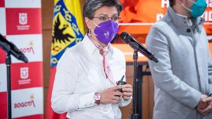 Claudia López aseguró que Bogotá no tiene vacunas para empezar tercera etapa de inmunización