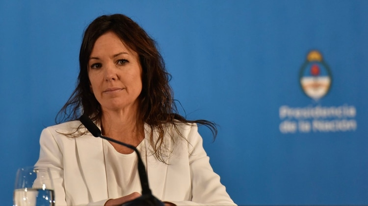 La ministra de Desarrollo Social Carolina Stanley (Foto: Adrián Escandar)