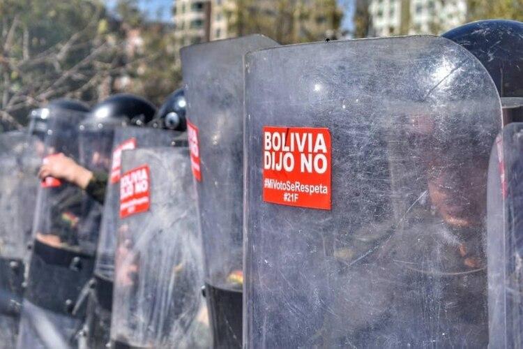 Los bolivianos se opusieron a una nueva candidatura de Evo Morales a través de un referéndum