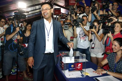 The new elections will be to find a replacement for Josep Maria Bartomeu, who resigned (Photo: Reuters)