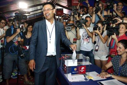 Los nuevos comicios serán para buscar un reemplazante de Josep Maria Bartomeu, quien renunció (Foto: Reuters)