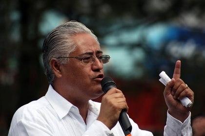 Alejandro Vera Jiménez, fue secuestrado en Morelos, junto con su esposa FOTO: (MARGARITO PÉREZ RETANA /CUARTOSCURO)