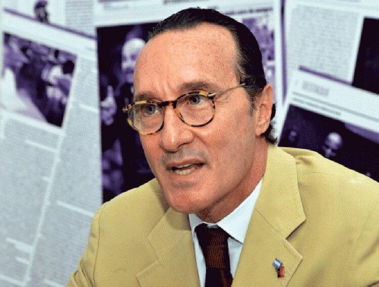 Luis Bellando, el candidato frustrado a embajador en el Vaticano