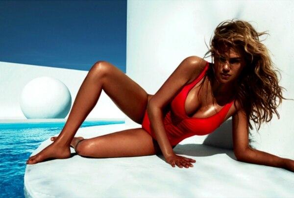 Por si quedan dudas de que es una de las modelos más lindas Foto: Instagram