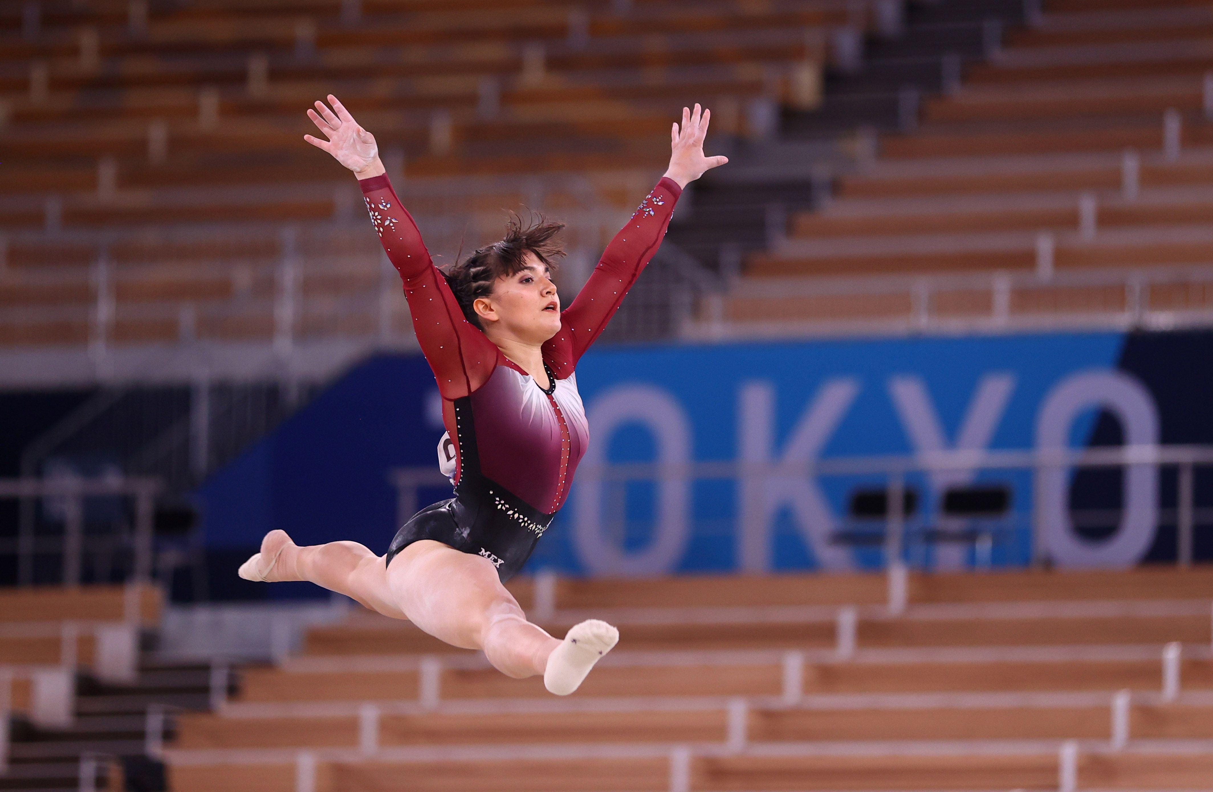 Pidió que las instituciones deportivas den más apoyo y brinden de material a los gimnasios de entrenamiento, además solicitó un plan estratégico para fomentar la gimnasia artística (Foto: REUTERS/Lindsey Wasson)