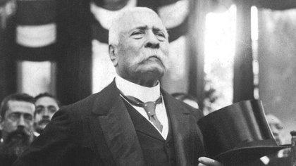 Porfirio Díaz estuvo en la presidencia de México por 31 años.