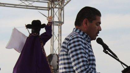Eduardo Cervantes Aguilar, alcalde de Ixtlahuacán de los Membrillos, Jalisco (Foto: Facebook/Eduardo Cervantes Aguilar)