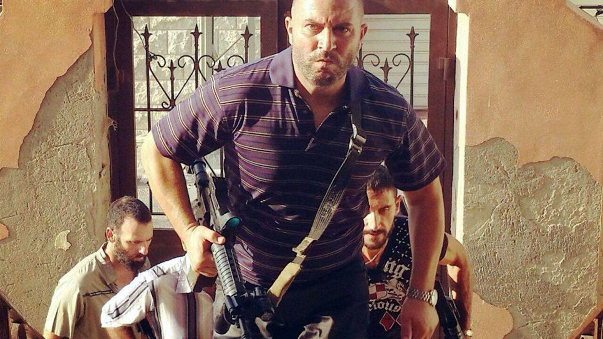 Serie israelí Fauda