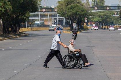 El ISSSTE registra 1,203,941 de personas jubiladas y pensionadas (Foto: Cuartocuro)