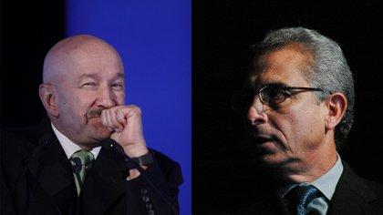 Carlos Salinas y Ernesto Zedillo, expresidente de México 1994- 2000 (Foto: Cuartoscuro)