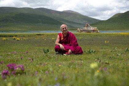 Tras doctorarse en genética en 1972, Matthieu Ricard se fue a vivir al Himalaya. Desde allí dirige una ONG llamada Karuna, que realiza grandes obras benéficas en la India, Nepal y el Tíbet