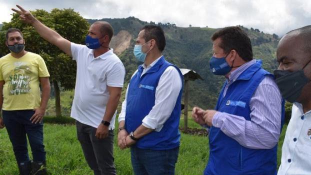 Unidad para las Víctimas, Heliconia, Antioquia