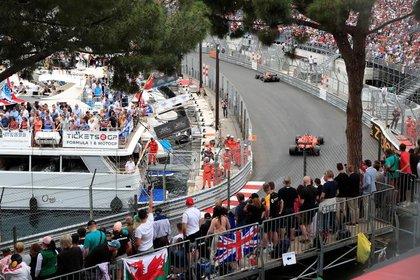 El Gran Premio de Mónaco no se correrá en el 2020 debido a que los organizadores decidieron cancelar la prueba de manera definitiva (REUTERS/Gonzalo Fuentes)