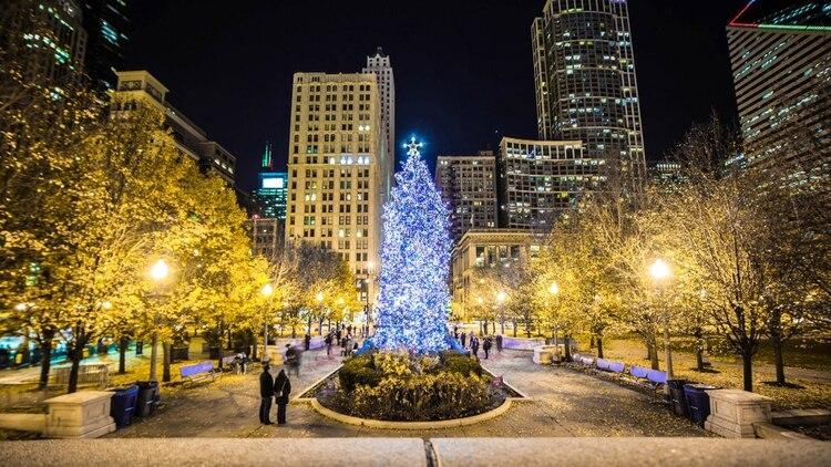 Fotos De La Navidad En Estados Unidos.Cuales Son Las Mejores Ciudades Para Pasar La Navidad En