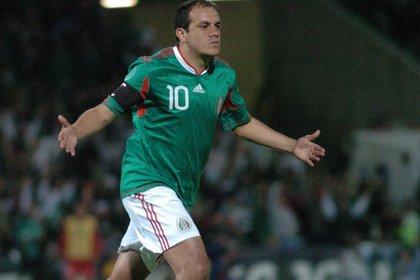 La jugada de Cuauntémoc Blanco fue una de las más importantes en la historia de la FIFA  (Foto: Ramón Soto Mayor/ Cuartoscuro)