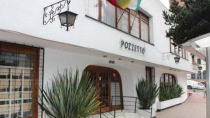 Supuesto ladrón entró al local abandonado del restaurante Pozzetto en Bogotá y murió electrocutado